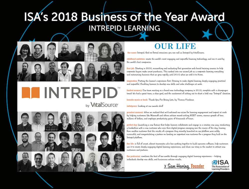 Business of the YearAward 2017